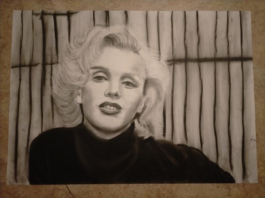 Marilyn Monroe par KituC